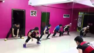 [Dance Practice] Rain-I'm Coming Cover by KDA Dance Crew [140902]