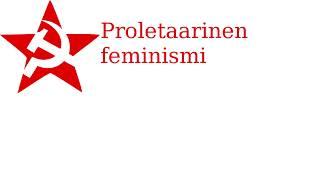 9 2  Proletaarinen feminismi