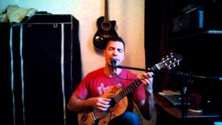 Esta cobardía guitar cover-Daniel Gonzalez