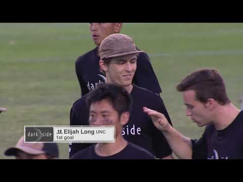 Video Thumbnail: 2019 College Championships, Men's Semifinal: Cal-Poly SLO vs. North Carolina