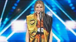 Une kabyle sur MBC Arabs got talent bravo