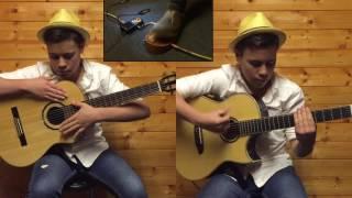"""""""Diablo Rojo"""" (Rodrigo y Gabriela) - Billy Watman"""