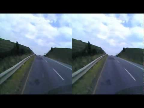 Driving in South Africa/ 2012/ 3dHD
