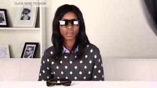 Ray-Ban RB4147 Highstreet 710/51 | Size Comparison 56 vs 60  SmartBuyGlasses