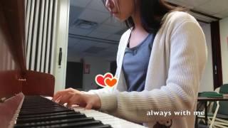 宫崎郡经典动漫之作钢琴串烧《生命之名》《Always with me》《天空之城》