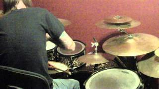 (Drum Cover) It's a Man's, Man's, Man's World - James Brown