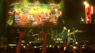 DAMIAN MARLEY - Promised Land live @ Carroponte, Milano (ITALY) 05.09.2016