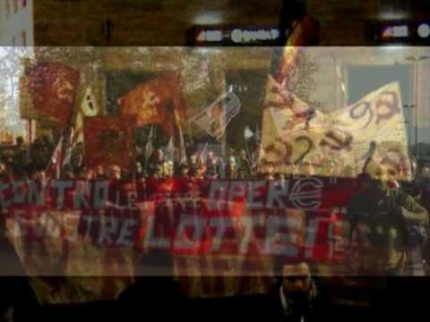 Avanti Popolo Bandiera Rossa de Canciones Comunistas Letra y Video