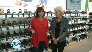 Ms. Cheap Shops for Bargains on Designer Shoes at the Mephisto Outlet