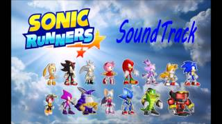 Sonic Runners Music (Special Roulette)