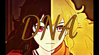 RWBY AMV - DNA ~ Weiss/Yang