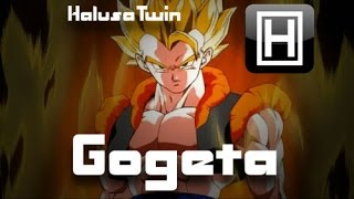 DBZ: Gogeta's Theme - HalusaTwin ReMiX