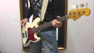SUM41 - THE HELL SONG BASS COVER