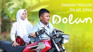 Dilan Versi Bocah    Parody Trailer Dilan 1991