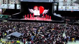 """First Cut is the Deepest"" - Rod Stewart live in Aberdeen June 2011"
