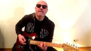 "Levan Lomidze (Blues Cousins). ""Sugaree""Fender Telecaster"