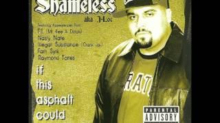 "Shameless aka J-Loc ""Bay Area's Most Belligerent"" Feat. Mr. Kee, Nasty Nate"