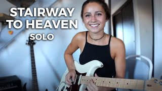 Stairway to heaven Solo (Cover by Chloé)