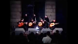 Grupo de Fados e Guitarradas de Ciências do Porto-Primeira Formação