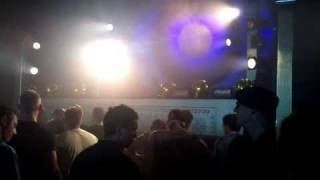 Coone vs Ruthless live act @ Q-base 2010, DWX/SCNTRXX bunker