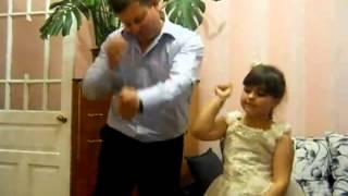 FanMade: Prințesa tatei!!! (Ionel Istrati - Eu numai, numai)
