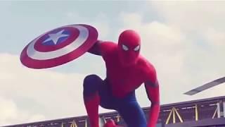 MARVEL STUDIOS DUSK TILL DAWN Rimix ft ZYAN | Iron man ,Dead pool,spider man civil war