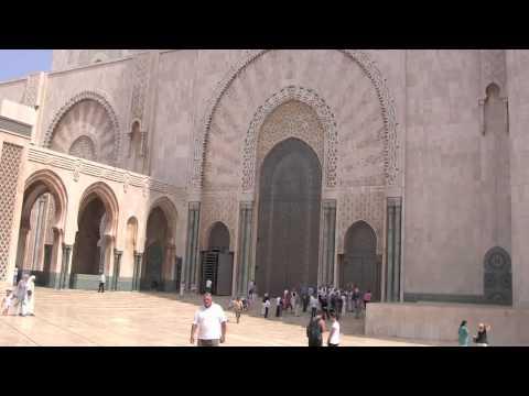 Hassan II Mosque, Casablanca, Morocco – 27th July, 2010
