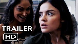 Truth or Dare Official Trailer #1 (2018) Lucy Hale, Tyler Posey Horror Movie HD width=