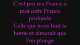 Ma France à moi