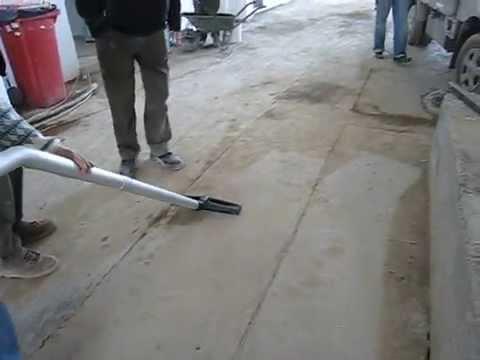 B21 - Nuh Çimento Yer Süpürme