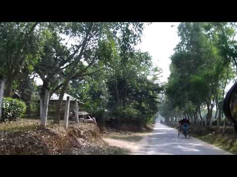 finding the way to the Bangladesh / India Border ….