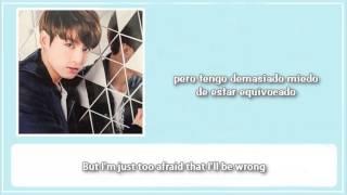 JUNGKOOK (BTS) - We Don't Talk Anymore [Sub Español + Lyrics] HD