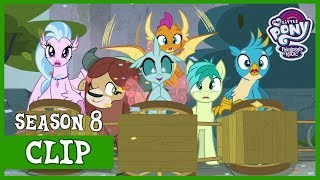 The Young 6 Are Rescued By The Mane 6 (School Daze) | MLP: FiM [HD]