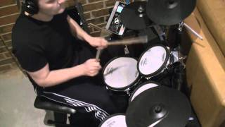 Club Can't Handle Me - Flo Rida Drum Cover
