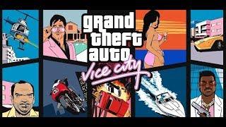 Прохождение GTA Vice City на Android (#6) Миссия Перестрелка в Молле