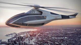 Bell's FCX-001 Concept Helicopter Showcases Future Technology – AINtv