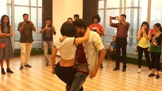 Kizomba - the most sensual dance form in the world from Angola width=
