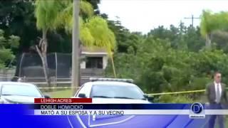 Doble homicidio en Lehigh Acres