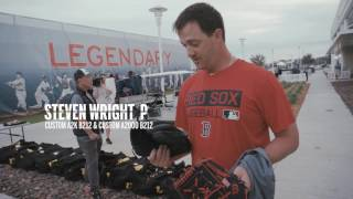 2017 Wilson Glove Day - Boston Red Sox