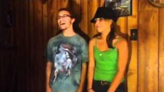 Bryan ft. Cheyenne wild at heart Gloriana (cover)