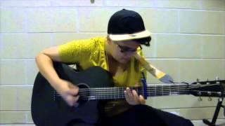 MUSIC SPEAKS 2012 AUDITION - JESS WALKER