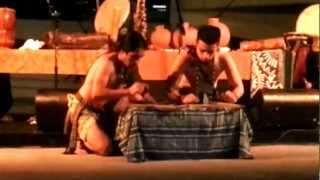 Celebrate Houston 4 Nov Native American Music Live - pt 9 (Stone as musical instruments)