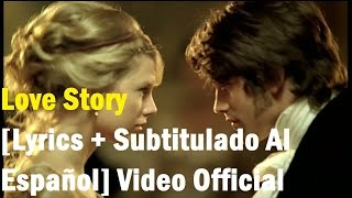Taylor Swift - Love Story  [Lyrics + Subtitulado Al Español] Video Official HD VEVO