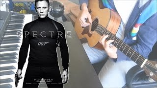 Sam Smith - Writing's on the Wall | Spectre 007 | Fingerstyle Guitar Cover