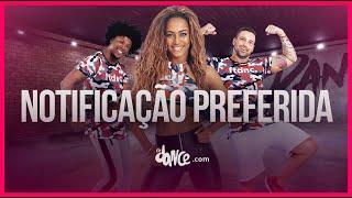 Notificação Preferida - Zé Neto e Cristiano | FitDance TV (Coreografia) Dance Video