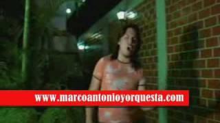 Contigo Hasta La Muerte - Marco Antonio y Orquesta Video Clip Oficial