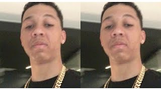 Lil Bibby said hotel trying catch him lacking send a n*gga to his room to do house keeping