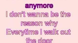 rihanna  unfaithful   lyrics karaoke style