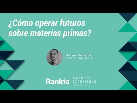 Ponencia de Gregory Placsintar en la Rankia Markets Experience explicando el modelo de gestión del fondo Esfera Seasonal Quant Multistrategy y su experiencia operando spreads de futuros de materias primas en el mercado norteamericano.