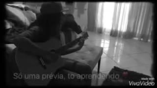 Ludmilla cantando gospel